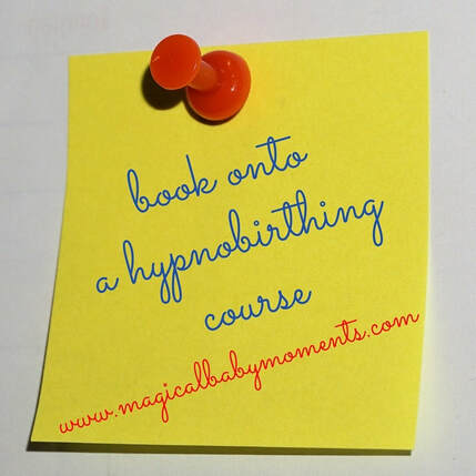 Weekend Hypnobirthing Courses in Romford, Thurrock and Upminster