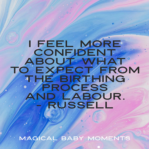 Magical Baby Moments Testimonial